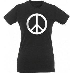 CND Logo Womens Slim Fit T-Shirt