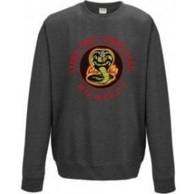 Cobra Kai (Inspired By The Karate Kid) Sweatshirt