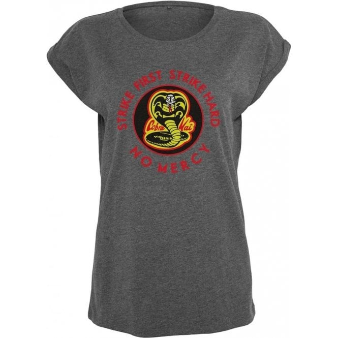 Cobra Kai (Inspired By The Karate Kid) Womens Extended Shoulder T-Shirt