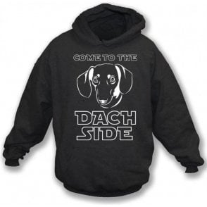 Come To The Dach Side Kids Hooded Sweatshirt