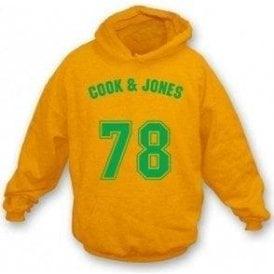 Cook & Jones 1978 (Inspired by Sex Pistols) Hooded Sweatshirt