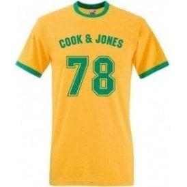 Cook & Jones (Inspired by Sex Pistols) 1978 T-Shirt