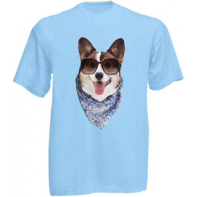 Corgi Face T-Shirt
