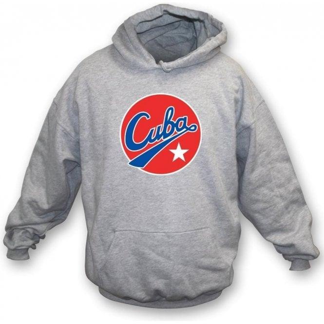 Cuba Logo Hooded Sweatshirt