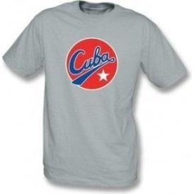 Cuba Logo Kids T-Shirt