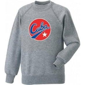 Cuba Logo Sweatshirt