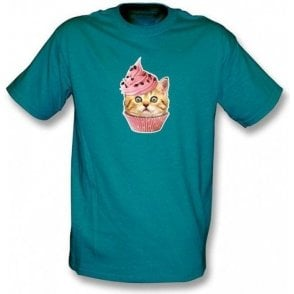 Cupcake Cat T-shirt