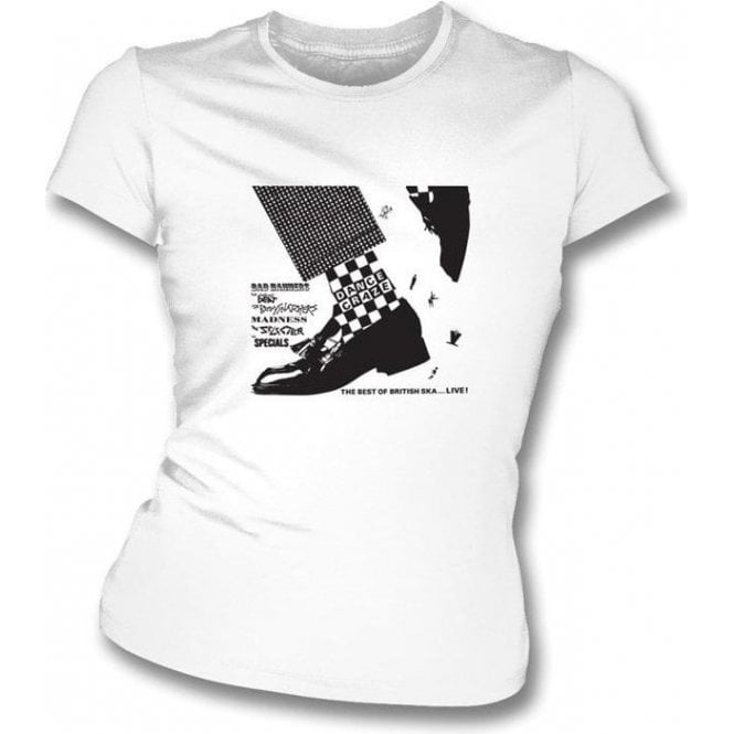 Dance Craze Ska Film Women's Slimfit T-Shirt