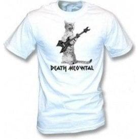 Death Meowtal T-Shirt