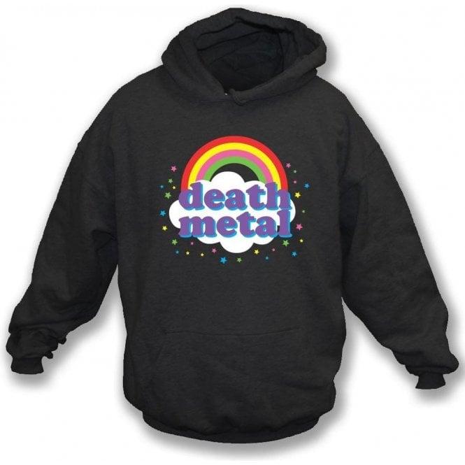 Death Metal Hooded Sweatshirt