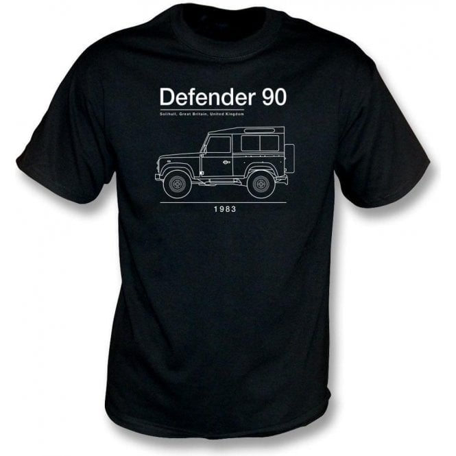 Defender 90 Kids T-Shirt