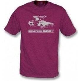 DeLorean DMC-12 (Back to the Future) T-shirt