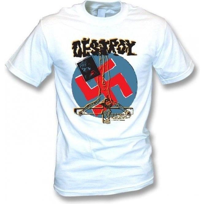 Destroy Seditionaries Design T-shirt