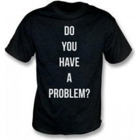 Do You Have A Problem? (As Worn By Keith Flint, The Prodigy) Kids T-Shirt