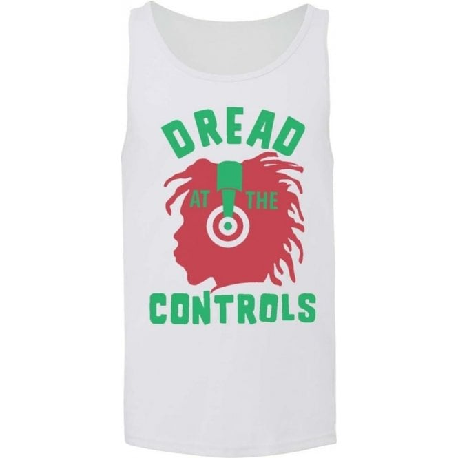 Dread At The Controls (As Worn By Joe Strummer, The Clash) Men's Tank Top