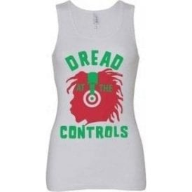 Dread At The Controls (As Worn By Joe Strummer, The Clash) Women's Baby Rib Tank Top