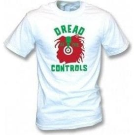 Dread At The Controls Organic T-shirt As Worn By Joe Strummer (The Clash)