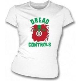 Dread At The Controls Organic Women's T-shirt As Worn By Joe Strummer (The Clash)