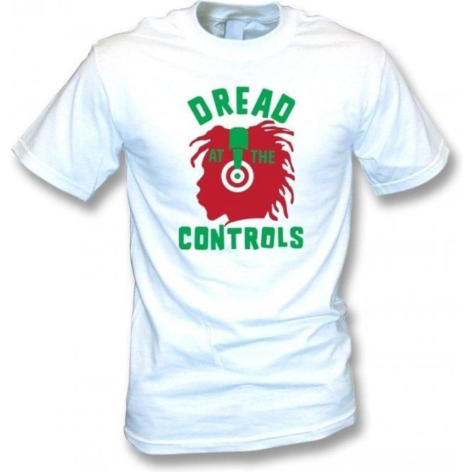 Dread At The Controls T-shirt As Worn By Joe Strummer (The Clash)