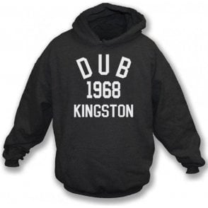 Dub 1968 Kingston Hooded Sweatshirt