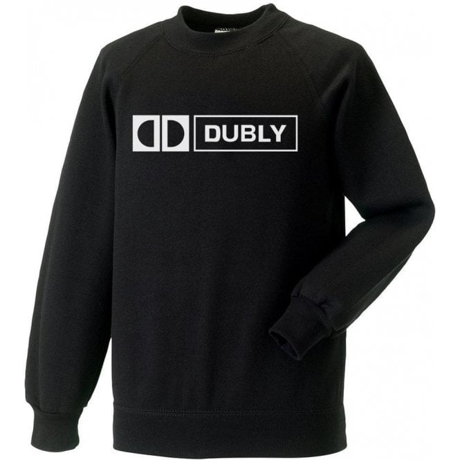 Dubly (Inspired By Spinal Tap) Sweatshirt