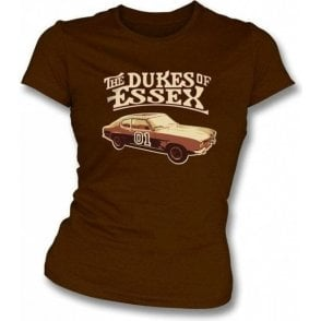 Dukes Of Essex Womens Slimfit T-shirt