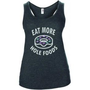 Eat More Hole Foods Women's Tank Top