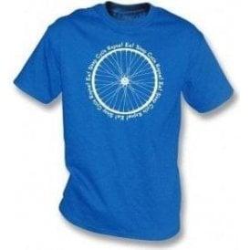 Eat Sleep Cycle Repeat T-Shirt