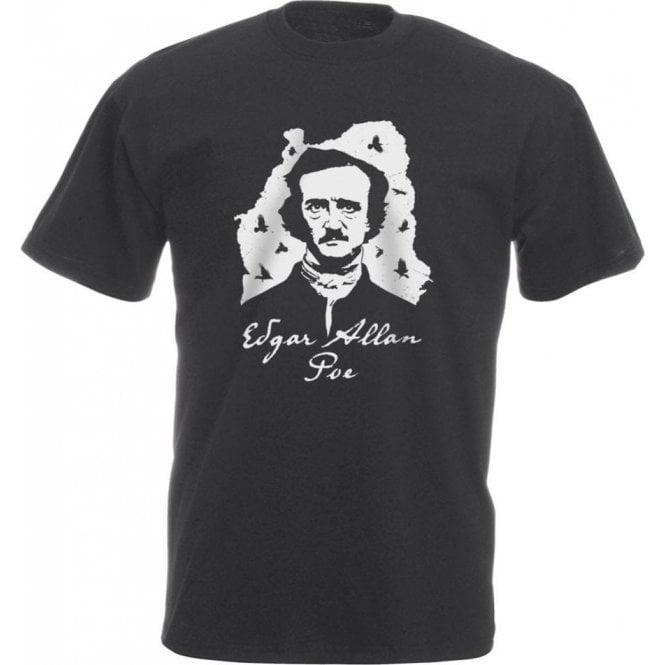 Edgar Allan Poe Vintage Wash T-Shirt