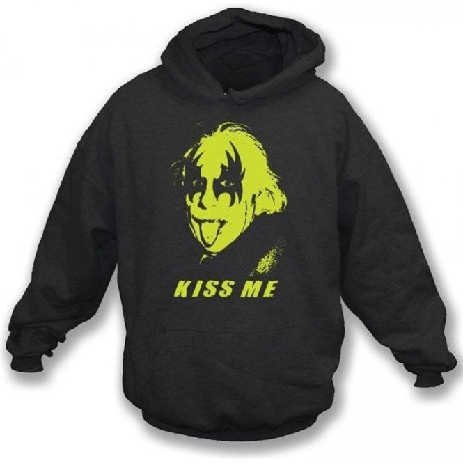 Einstein - Kiss Genius Hooded Sweatshirt