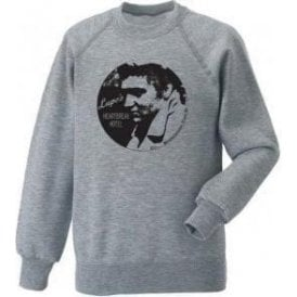 Elvis Presley - Heartbreak Hotel (As Worn By Joe Strummer, The Clash) Sweatshirt