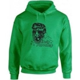 Elvis Purrsley Kids Hooded Sweatshirt