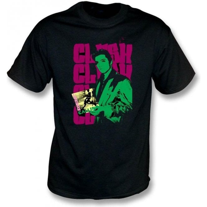 Elvis x The Clash T-shirt