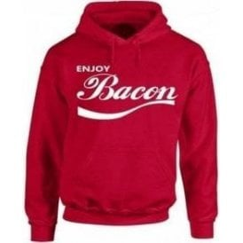 Enjoy Bacon Kids Hooded Sweatshirt