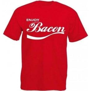 Enjoy Bacon Kids T-Shirt