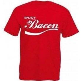 Enjoy Bacon Kids T-Shirt