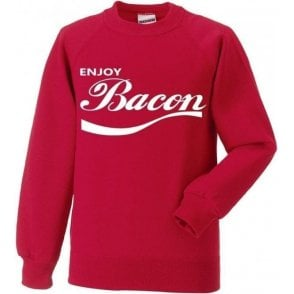 Enjoy Bacon Sweatshirt