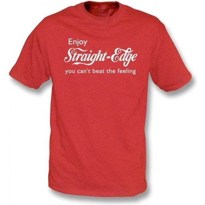 Enjoy Straight Edge T-shirt
