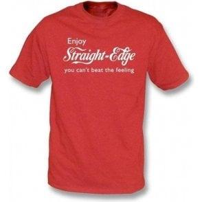 Enjoy Straight Edge T-shirt