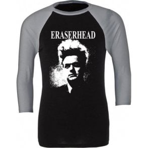 Eraserhead Cult Classic Film 3/4 Sleeve Unisex Baseball Top