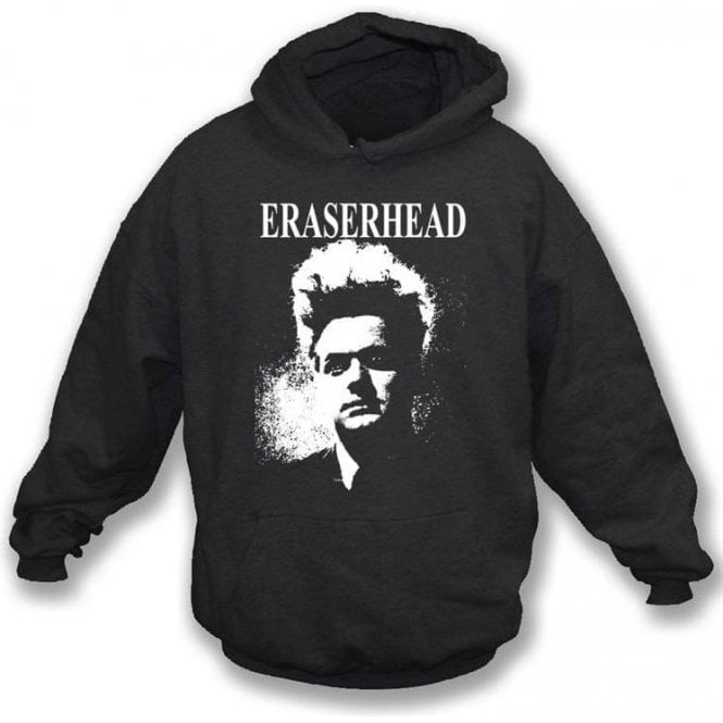 Eraserhead Cult Classic Film Hooded Sweatshirt