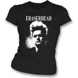 Eraserhead Cult Classic Film Womens Slimfit T-shirt