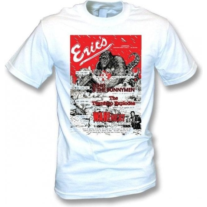 Eric's Liverpool 2 T-shirt