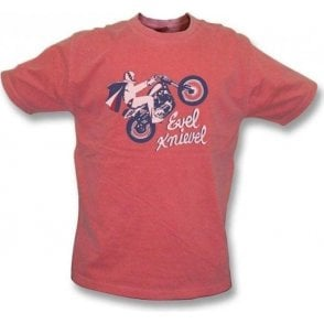 Evel Knievel Tribute - Vintage Wash T-Shirt