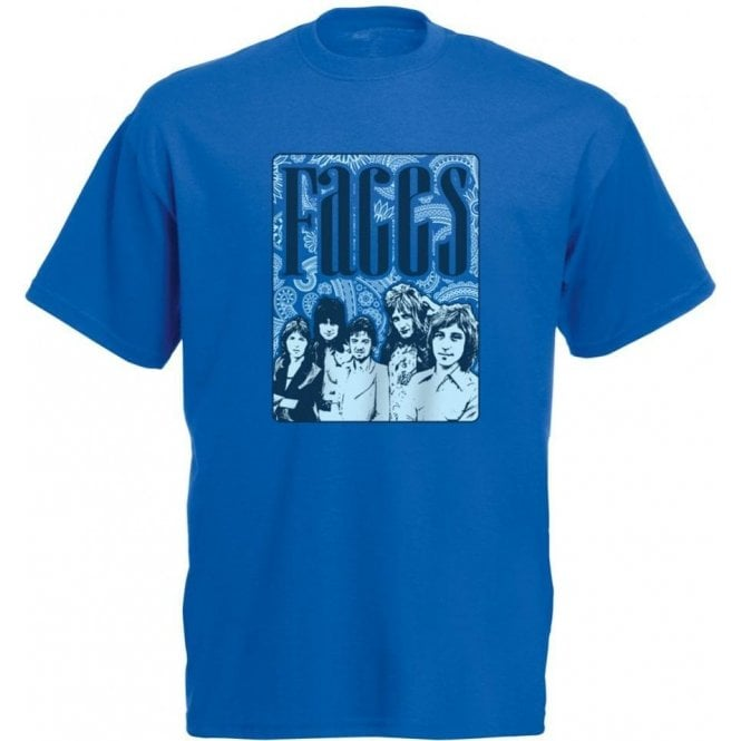 Faces 70's Collage Kids T-Shirt