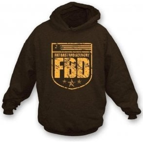 Fat Bastard Delivery Service (Austin Powers) Hooded Sweatshirt