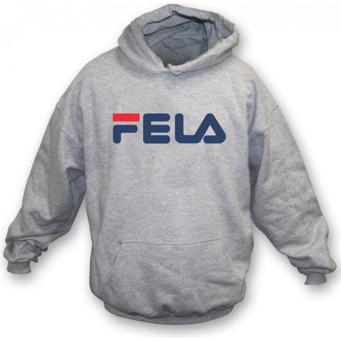 Fela Kuti Hooded Sweatshirt