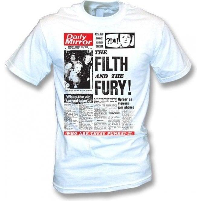 Filth and Fury Punk T-shirt
