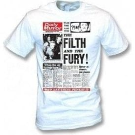 Filth and Fury Punk T-shirt