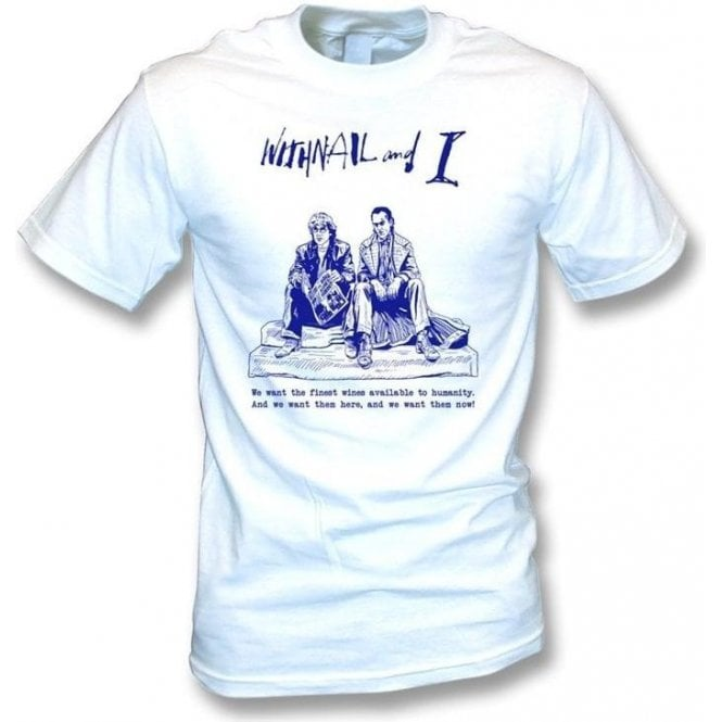 Finest Wines (Inspired by Withnail And I) T-Shirt